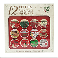 12 Holiday Coffees 2017