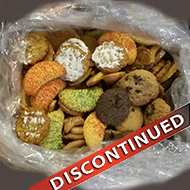 4 lb. Assorted Christmas Cookies
