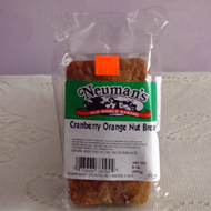 Neuman's Cranberry Orange Nut Bread - 8 oz.